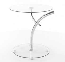 Szklany stolik Muna