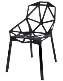 Nowoczesne krzesło metalowe Split