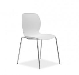 Krzesło do jadalni z tworzywa Ester