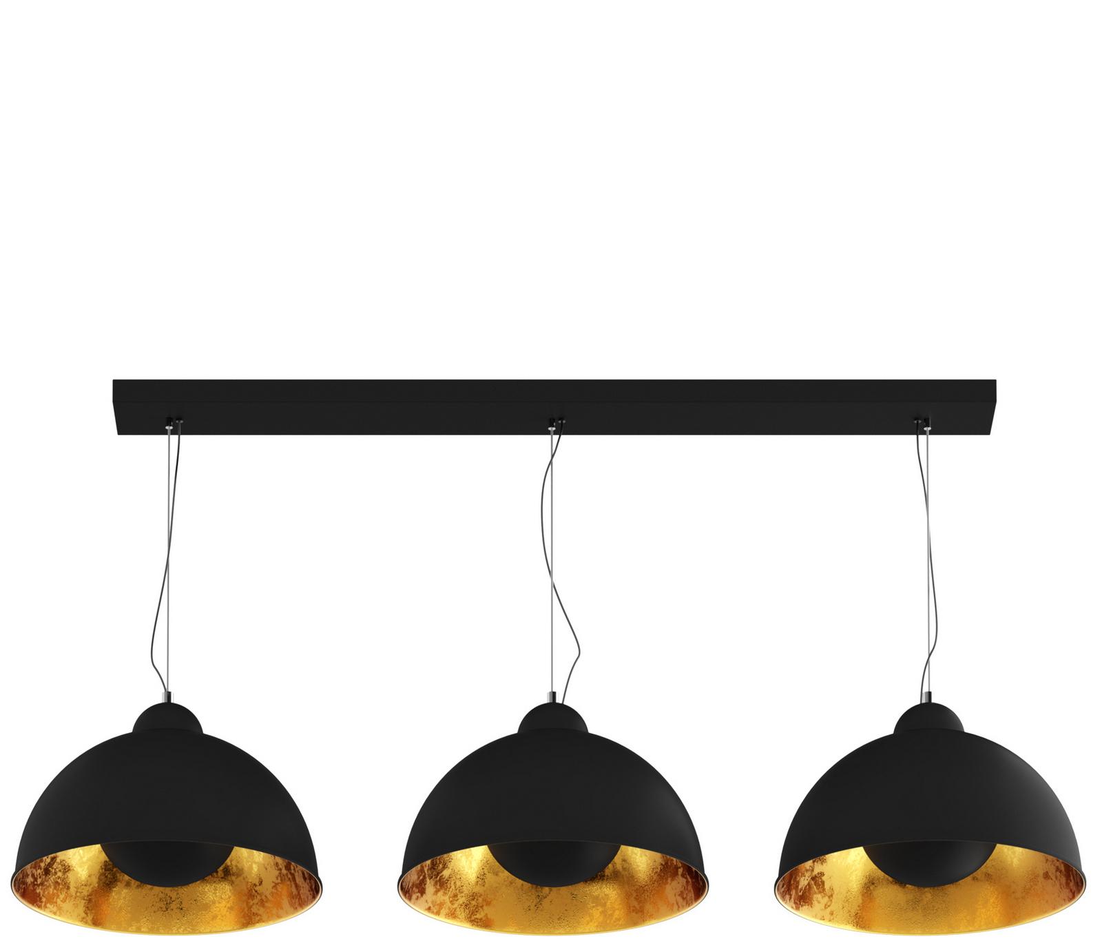 Potrójna lampa wisząca z regulacją wysokości Antenne
