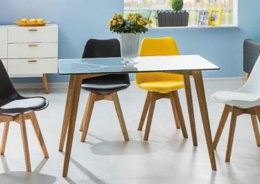 Komfort trawienia zależny od wygody siedzenia – o sztuce wybierania mebli kuchennych