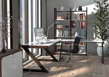 Idealne biurko komputerowe