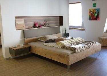 Jakie łóżko nowoczesne do dużej sypialni?