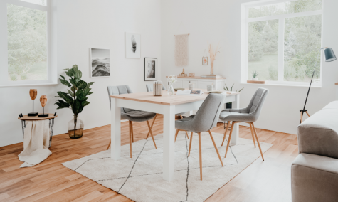 Fontini - rustykalne meble do mieszkania Bergen