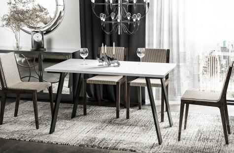 Endo - stoły do jadalni z rozkładanym blatem Liwia