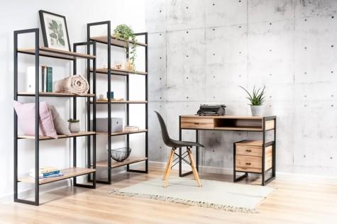 Lelu Design - loftowe meble do biura i mieszkania Orinoko