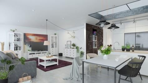 Tvilum - eleganckie meble do domu i mieszkania w kolorze białym Madrid