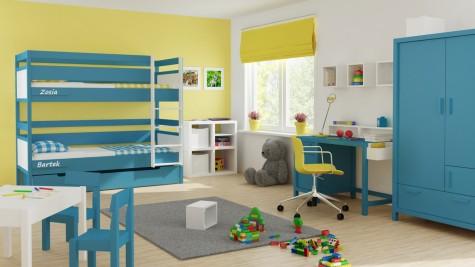 Vossti - meble dziecięce z litego drewna Easy