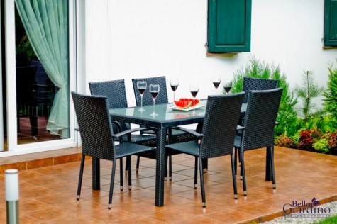 Bello Giardino - zestawy stołowe ogrodowe
