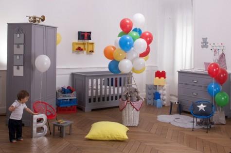 Bellamy - pokój dziecięcy Ines