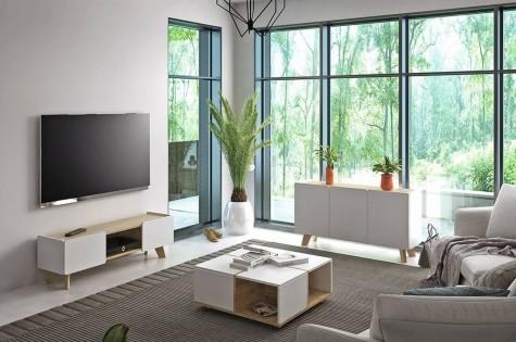 Skandica - nowoczesne meble mieszkaniowe w stylu skandynawskim Lett