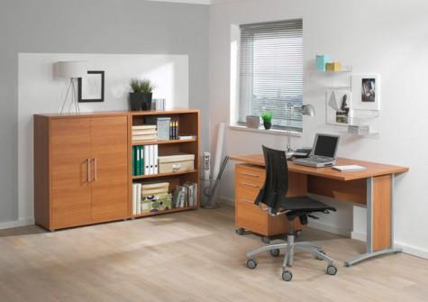 Tvilum - nowoczesne biurka z płyty meblowej Prima