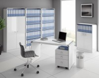 Zestawy mebli biurowych