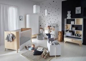 Kolekcje mebli do pokoju dziecka i niemowlaka