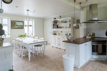 Białe meble kuchenne - zalety i wady