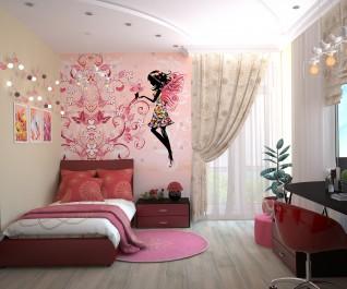 Urządzamy pokój dla dziewczynki – checklista każdego rodzica