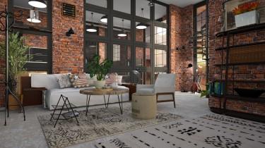 Urządzamy loft - jak wybrać odpowiednie meble?