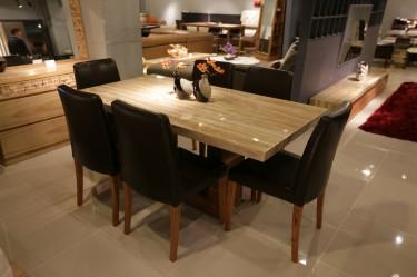 Ławostoły - ława i stół w jednym