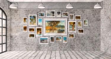 Jak ładnie powiesić zdjęcia na ścianie?
