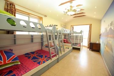 Dziecięce łóżka piętrowe - idealny mebel dla małych i dużych