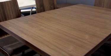 Fornir, drewno czy laminat – co warto wybrać?
