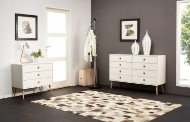 Białe meble w naszym domu. 7 powodów, które sprawią, że spojrzysz na nie przychylniej