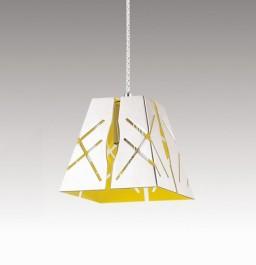 Biała lampa wisząca Modern Design 2
