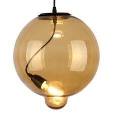 Lampa wisząca Modern Glass Bubble ze szklanym kloszem