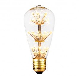 Żarówka Edisona LED II 3W BF19