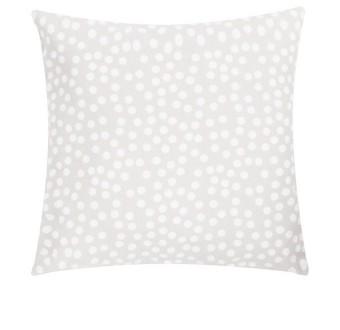 Dekoracyjna poduszka w groszki Allover Dots 45x45