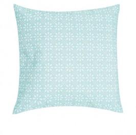 Pastelowa poduszka dekoracyjna Daisy Flower 47x47