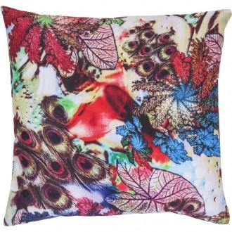 Wielokolorowa poduszka dekoracyjna Ellena 45x45