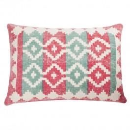 Dekoracyjna poduszka w azteckie wzory Summer Kelim 45x65
