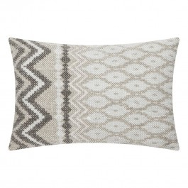 Prostokątna poduszka we wzory New Kelim 35x50