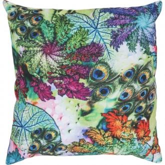 Kolorowa poduszka dekoracyjna Safira 45x45