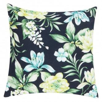 Poduszka z hawajskimi kwiatami Tropical Island 45x45