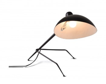 Metalowa lampka biurkowa Raven