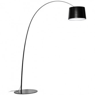 Łukowa lampa podłogowa Cleo