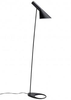 Aluminiowa lampa podłogowa Fono