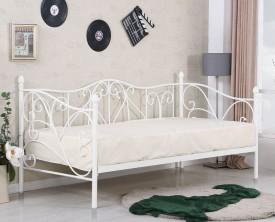 Metalowe łóżko Sumatra