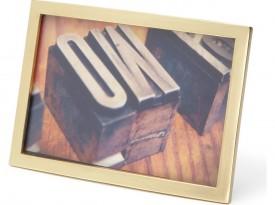 Prostokątna ramka na zdjęcia Senza 10x15