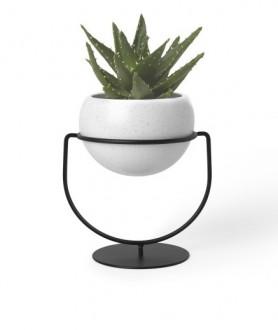 Ceramiczna doniczka na kwiaty Nesta