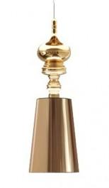 Lampa wisząca z kloszem z tworzywa sztucznego Queen 18