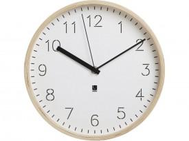 Tradycyjny zegar ścienny Rimwood