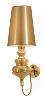 Lampa ścienna z kloszem z tworzywa sztucznego Queen Wall 23