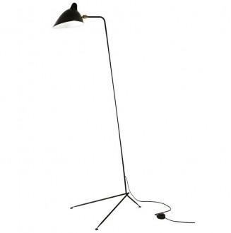 Lampa podłogowa stojąca z metalu Raven Floor Up