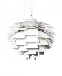 Lampa wisząca z kloszem z aluminium Arti 48