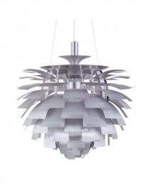 Lampa wisząca z kloszem z aluminium Arti 60