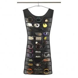 Dwustronny wieszak na biżuterię Sukienka