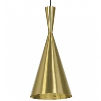 Złota lampa wisząca Bet Shade Tall